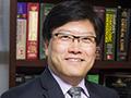 portrait of Dr. Augustine M.K. Choi