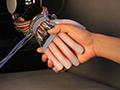 Waveguide handshake