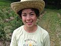 intern on farm